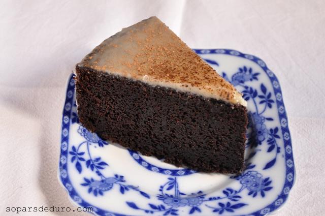 Pastís de xocolata i Guinness