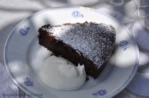 Pastís de xocolata illima