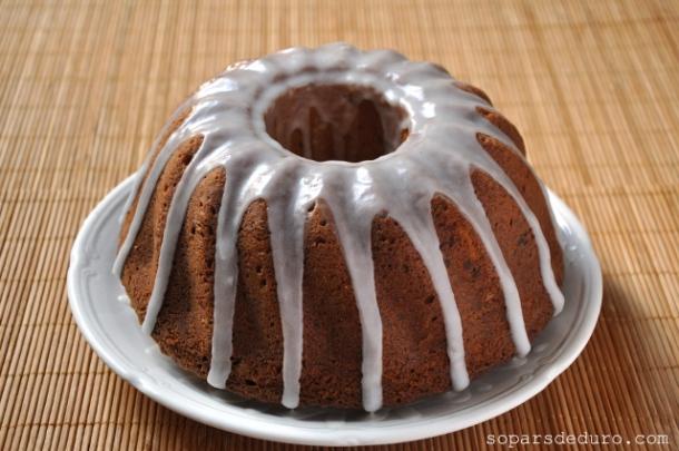 Bundt cake de plàtan