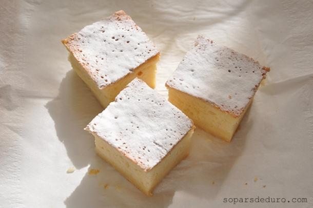 Pastís de formatge japonès